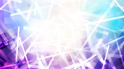 Abstract Purple and White Chaotic Overlapping Lines Background Vector Art