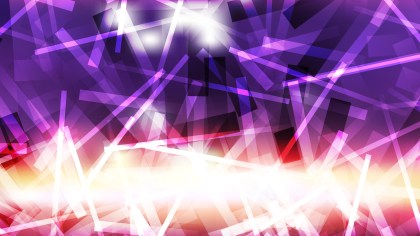 Purple and White Dynamic Irregular Lines Background Image