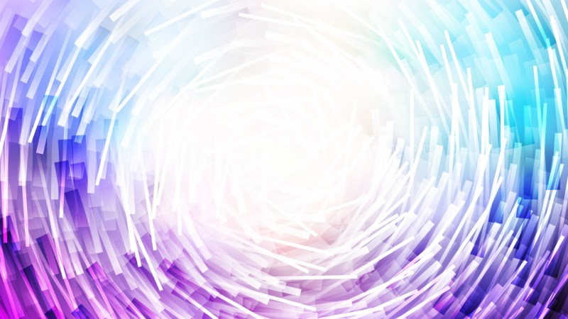 Purple and White Irregular Circular Lines Background
