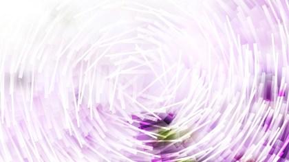 Purple and White Random Circular Striped Lines Background