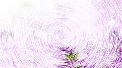 Purple and White Circular Lines Background