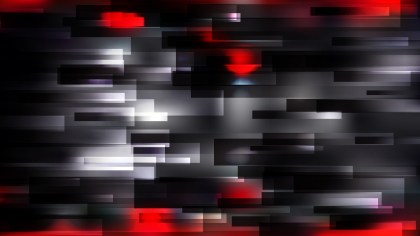 Abstract Red and Black Horizontal Lines and Stripes Background Image