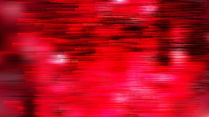Abstract Red and Black Horizontal Lines Background