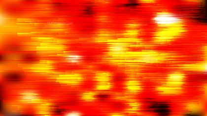 Red and Yellow Abstract Lines Background