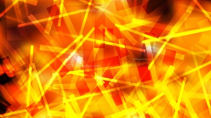 Abstract Red and Yellow Intersecting Lines background