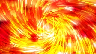 Red and Yellow Overlapping Twirl Striped Lines Background