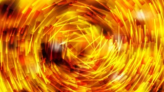Abstract Red and Yellow Irregular Circular Lines Background Illustrator