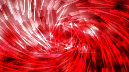 Red Black and White Random Twirl Striped Lines Background