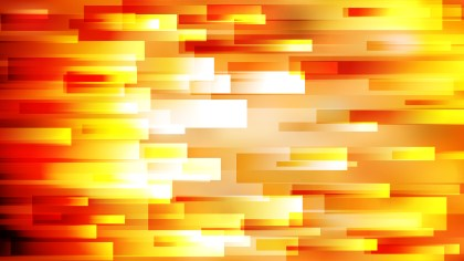 Red White and Yellow Horizontal Lines Background Vector