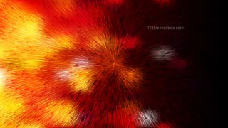 Abstract Black Red and Yellow Texture Background Illustration