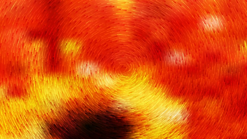Abstract Black Red and Yellow Texture Background Image