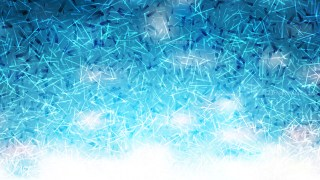 Abstract Blue and White Texture Background Vector