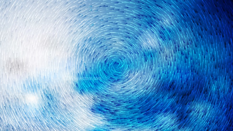 Abstract Blue and White Texture Background Vector Graphic