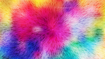 Abstract Colorful Texture Background Vector