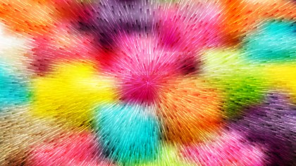 Abstract Colorful Texture Background Vector Art