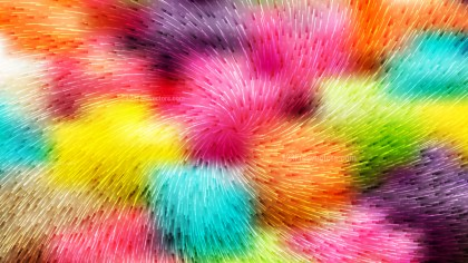 Abstract Colorful Texture Background Vector Illustration