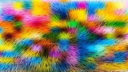 Abstract Colorful Texture Background Graphic