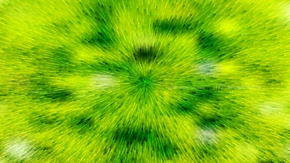 Abstract Green and Yellow Texture Background Vector Illustration
