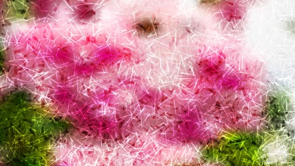 Abstract Pink Green and White Texture Background Vector Graphic