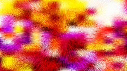 Abstract Red White and Yellow Texture Background Vector