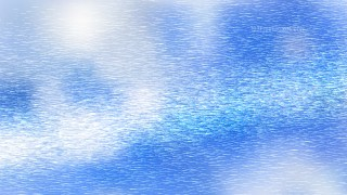Abstract Blue and White Metal Texture Background Vector