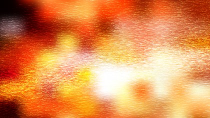Abstract Shiny Red White and Yellow Metallic Background