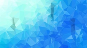Blue Polygon Background Design Graphic