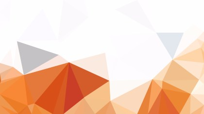 Abstract Brown and White Polygonal Triangular Background Vector Art