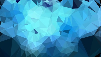 Abstract Dark Blue Polygon Background Template Graphic
