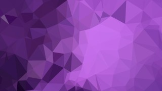 Dark Purple Geometric Polygon Background Graphic