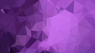 Dark Purple Geometric Polygon Background Graphic