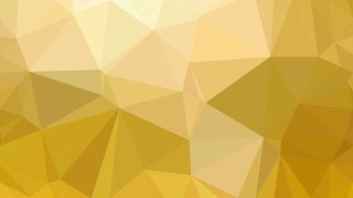 Gold Polygon Background Design Graphic
