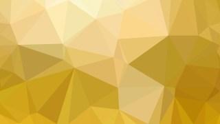 Gold Polygon Background Design Graphic