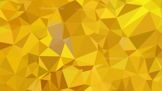Abstract Gold Polygon Background Design Vector Graphic