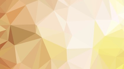 Light Brown Polygon Abstract Background Illustrator