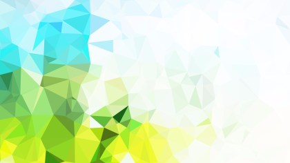 Light Color Polygonal Abstract Background Vector Illustration