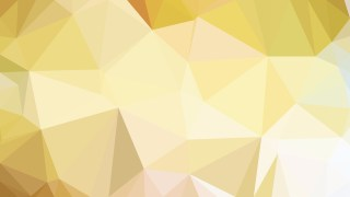 Light Orange Polygonal Background Design Illustration