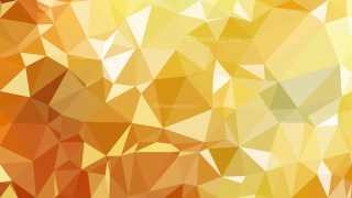 Abstract Orange Triangle Geometric Background