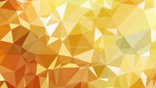Abstract Orange Triangle Geometric Background