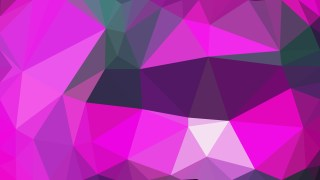 Purple and Green Low Poly Abstract Background Design Illustrator
