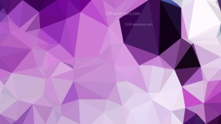 Abstract Purple and White Low Poly Background Design Illustrator