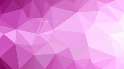 Abstract Purple and White Polygonal Background Design Vector Illustration