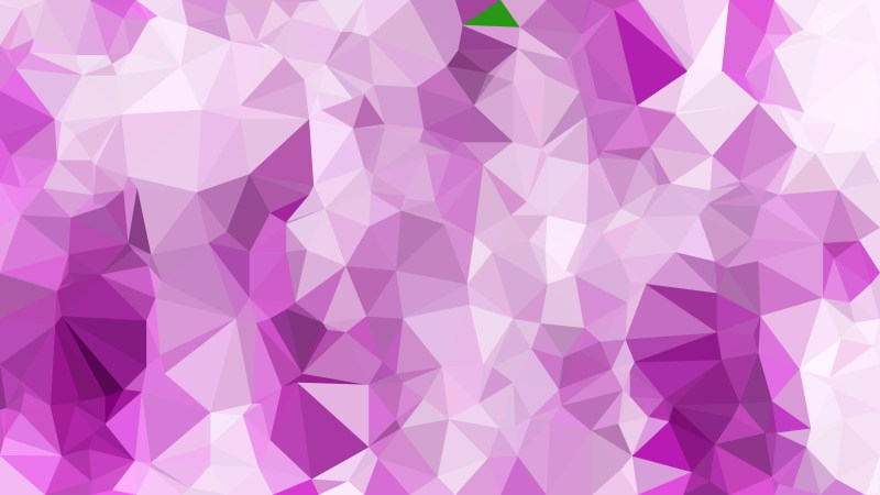 Purple and White Polygon Abstract Background
