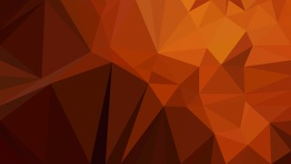 Red and Orange Polygonal Abstract Background Design Vector Art