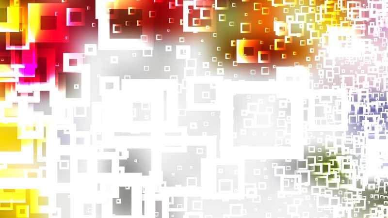 Modern Light Color Square Abstract Background