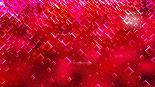 Pink and Red Square Background
