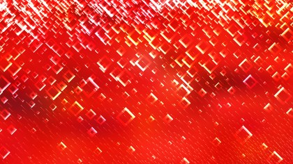 Modern Abstract Red Squares Background