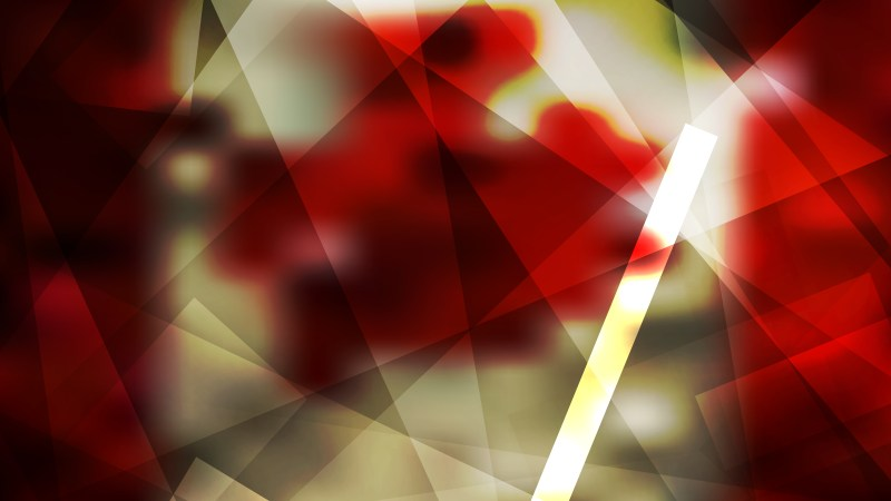Beige and Red Modern Geometric Background Image