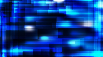Abstract Geometric Black and Blue Background