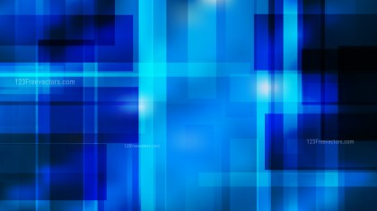 Black and Blue Modern Geometric Shapes Background